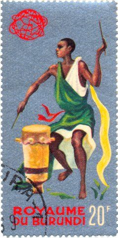 Burundi - Burundi Dancer