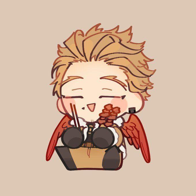 Hawks x Reader  - 14