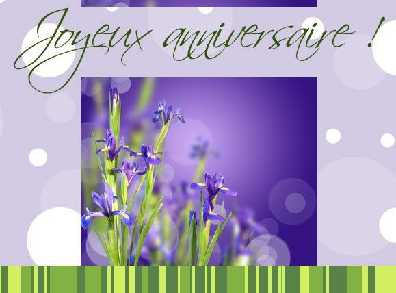 Epingle Sur Carte Joyeux Anniversaire