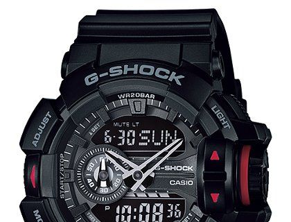4fc6cc97066f G-Shock GA-400 User Manual   Casio Module 5398
