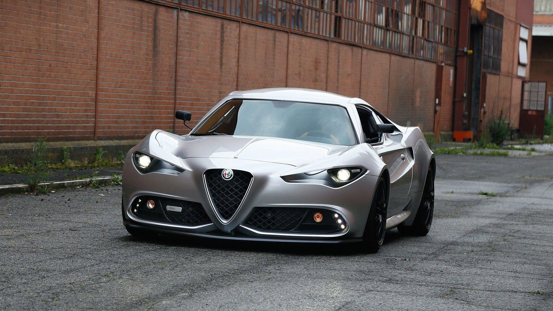 Alfa Romeo Mole Costruzione Artigianale 001 Alfa Romeo Alfa