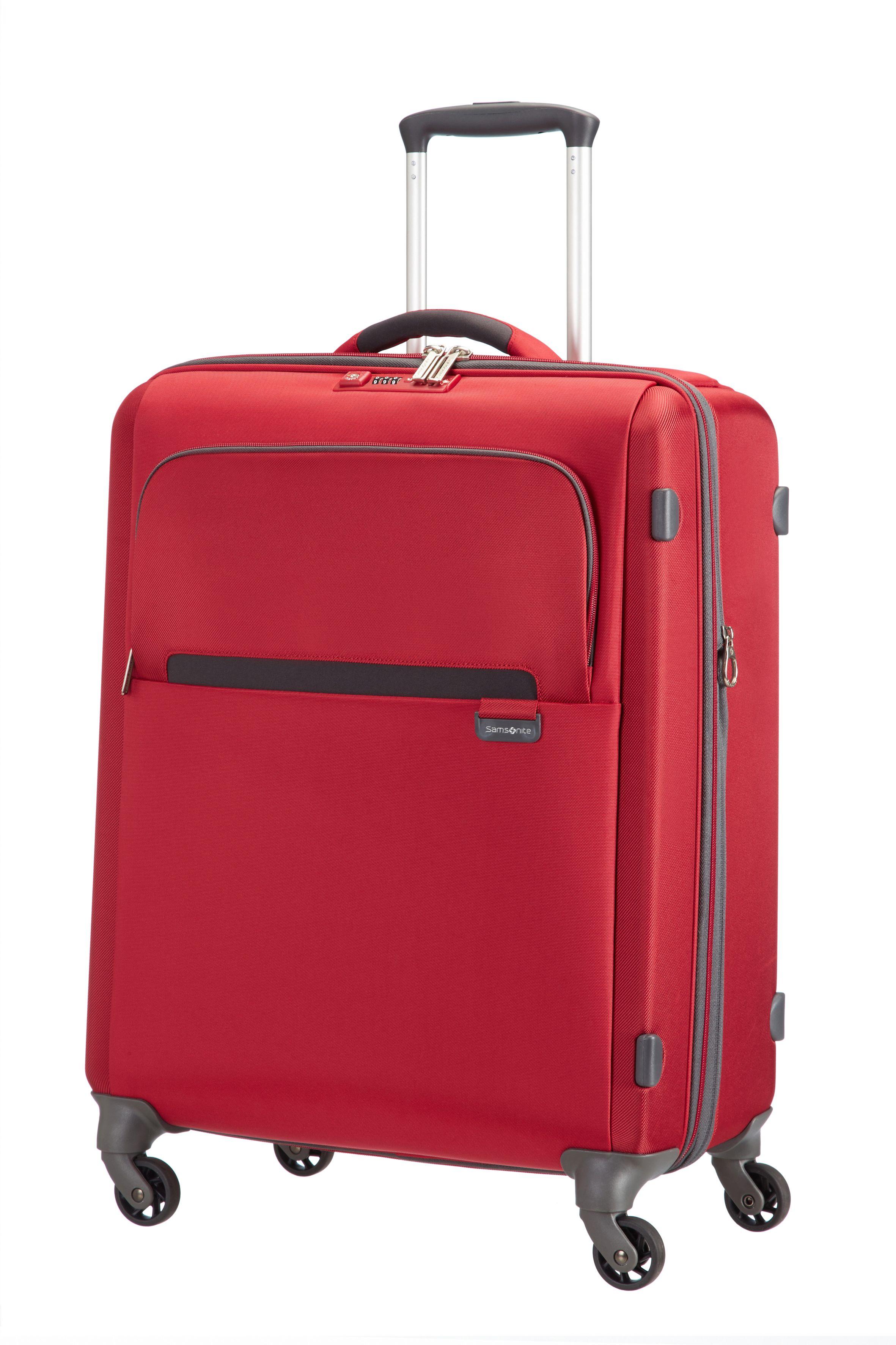 Lumo Red 64cm Spinner #Samsonite #Lumo #Travel #Suitcase #Luggage ...