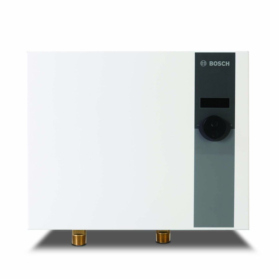 Bosch Tronic 240 Volt 17 3 Kilo Watt 2 3 Gpm Point Of Use Tankless Electric Water Heater Lowes Com Electric Water Heater Water Heater Tankless Water Heater