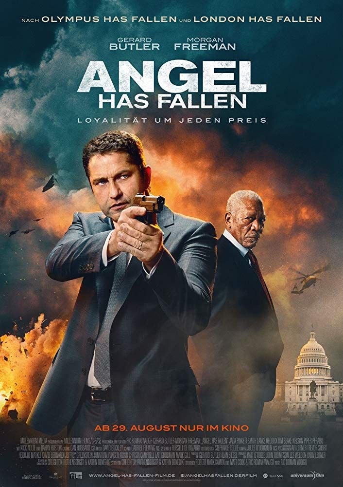 Pin On Watch Angel Has Fallen 2019 Hd 1080p Full Movie For Free