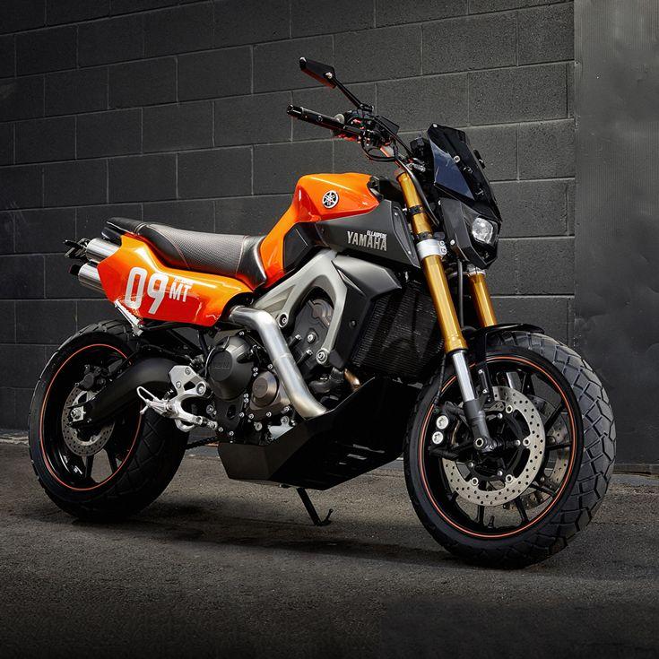 custom mt09 tuning motorcycles t. Black Bedroom Furniture Sets. Home Design Ideas