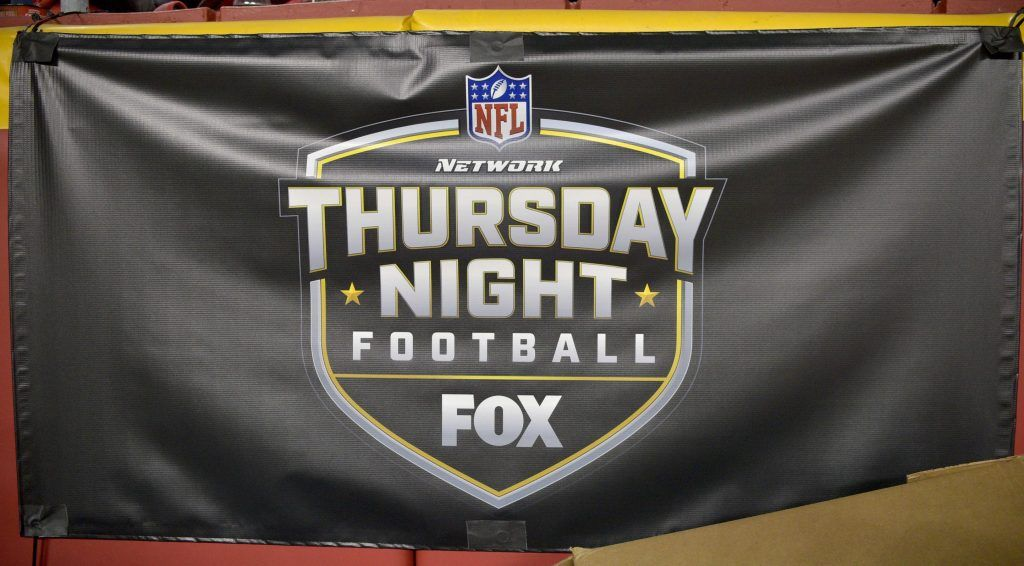 Amazon May Be Solo Provider For Nfl Thursday Night Football By 2023 In 2021 Thursday Night Football Nfl Thursday Night Football Sunday Night Football