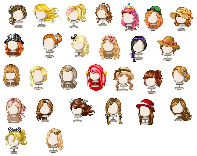 Pixel Hair Art Google Search Pixel Art Design Art Art Design