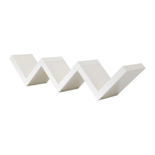 Us furniture and home furnishings home ikea wall for Ikea lack mensola
