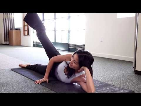 How To Yoga - Senior Pilates Video 2018 - YouTube #pilatesvideo