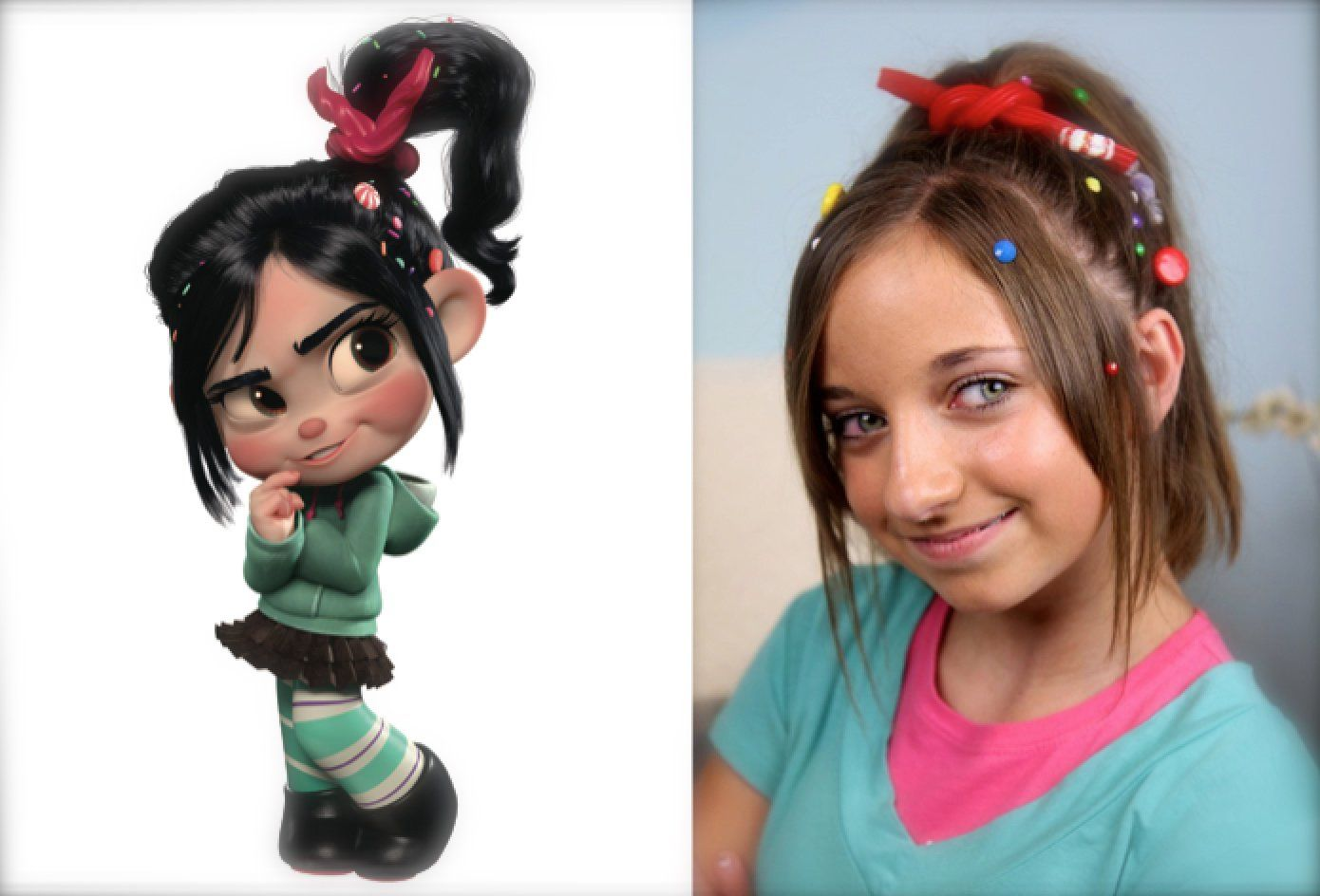 12 Disney Hairstyles for Your Little Girl to Channel Her Inner