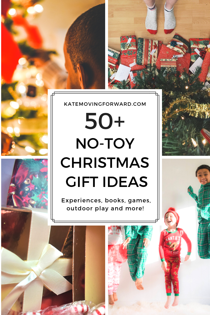 No-Toy Christmas Gift Guide | Best of Kate Moving Forward ...