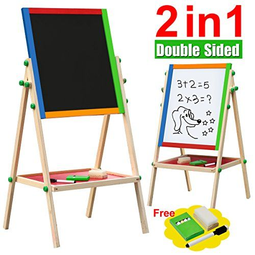 Crayola Magnetic Double Sided Easel Games And Toys Wooden Easel