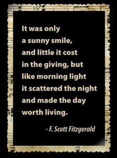 5. | 12 Quotes That Make You Wish F.Scott Fitzgerald Would Write You A Love Letter