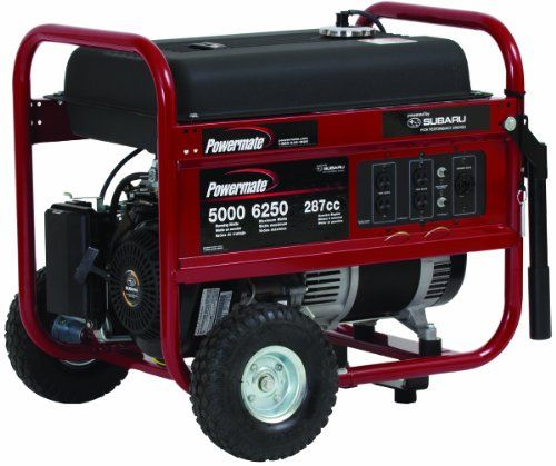 For Over 40 Years Powermate Has Been An Industry Leading Brand Filling The Professionals Best Portable Generator Portable Generator Portable Power Generator