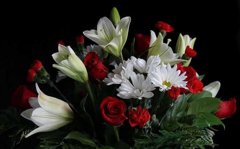 Bukiet Kwiatow Zdjecia Pobierz Darmowe Obrazy Pixabay Flower Arrangements Send Flowers Online Flowers Online