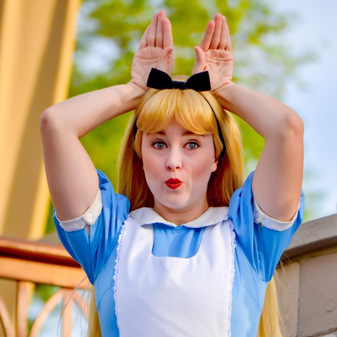 Alice Disney Face