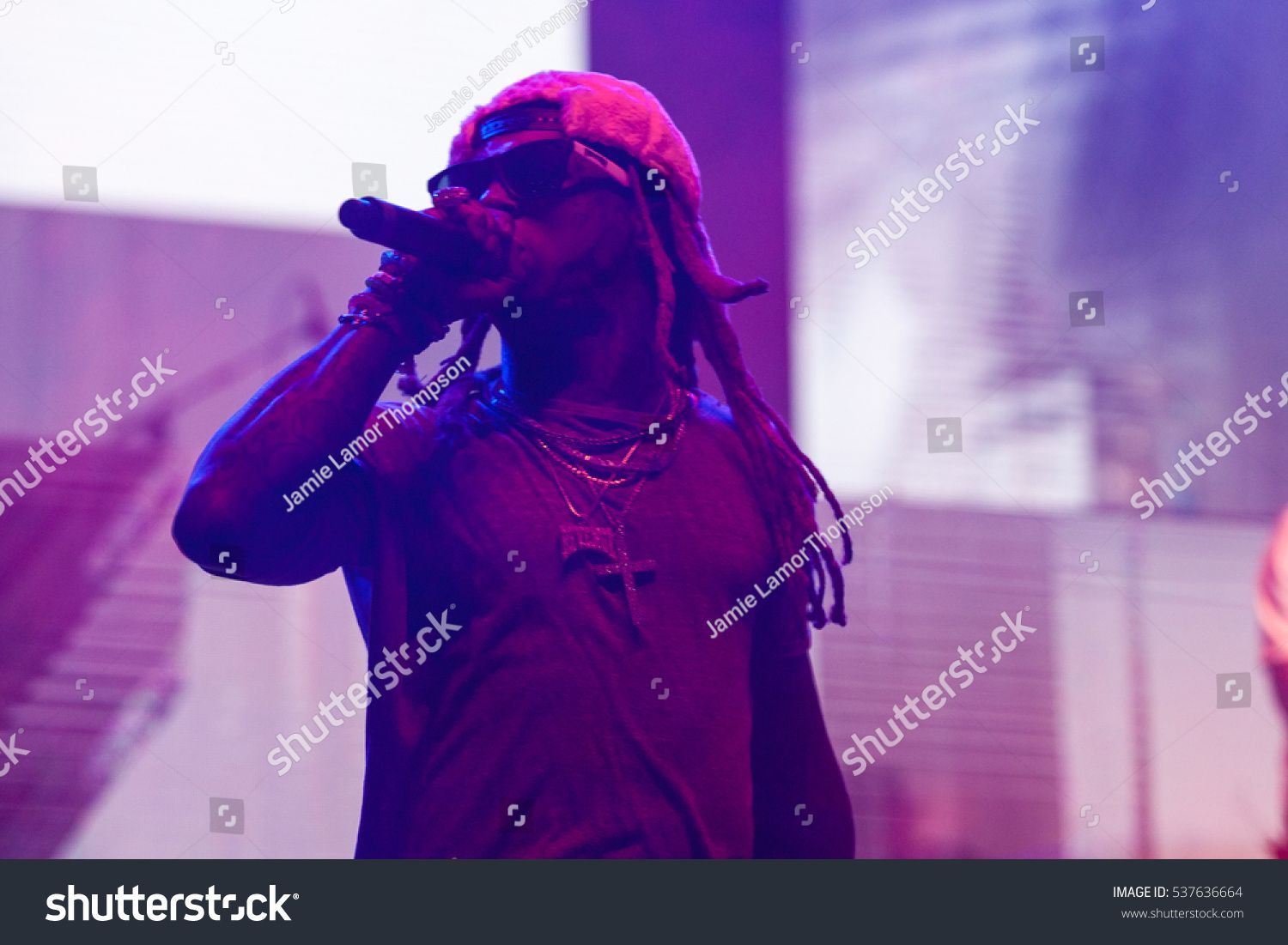 Rapper Lil Wayne attended the 2nd Annual V103 Winterfest Concert on December 10th 2016 at the Philips Arena in Atlanta, Georgia - USA #Ad , #AD, #Annual#Concert#Winterfest#Lil #lilwayne Rapper Lil Wayne attended the 2nd Annual V103 Winterfest Concert on December 10th 2016 at the Philips Arena in Atlanta, Georgia - USA #Ad , #AD, #Annual#Concert#Winterfest#Lil #lilwayne