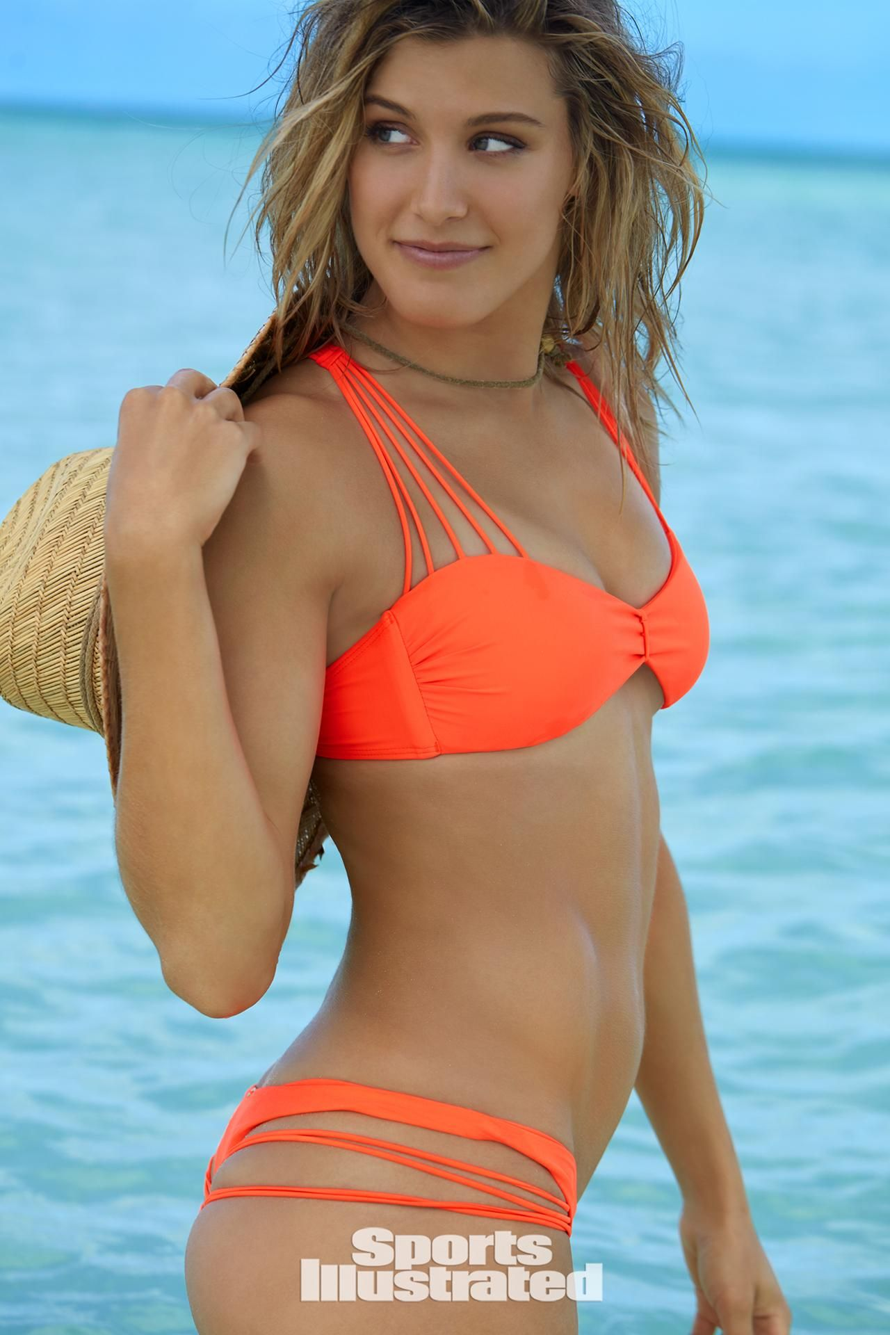 Sports Illustrated Swimsuit Issue 2017: Genie Bouchard ...
