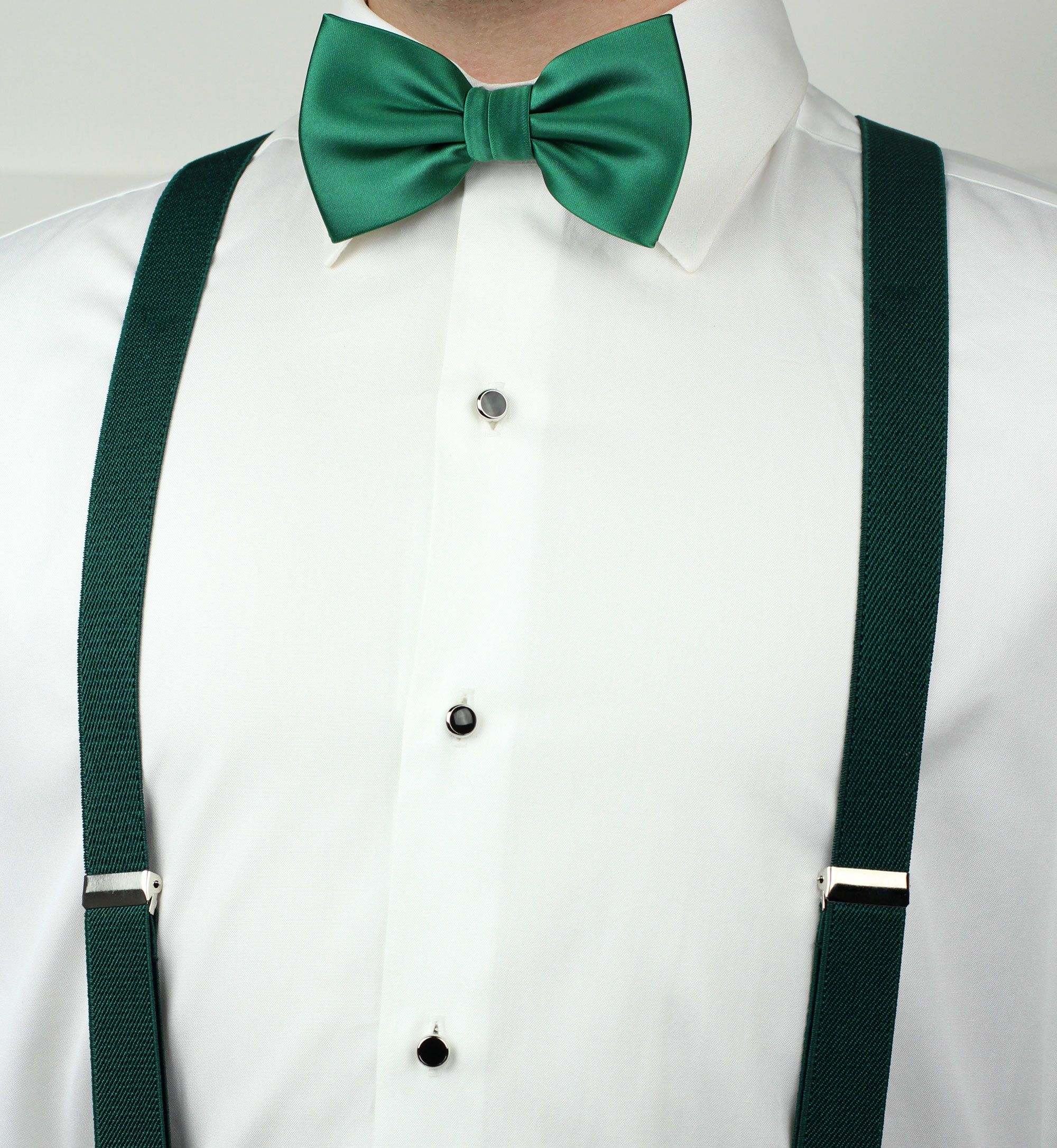 172a659fe78 Neckwear brand PUCCINI now also offers their best selling solid colored  neckties and bow ties in matching suspenders.
