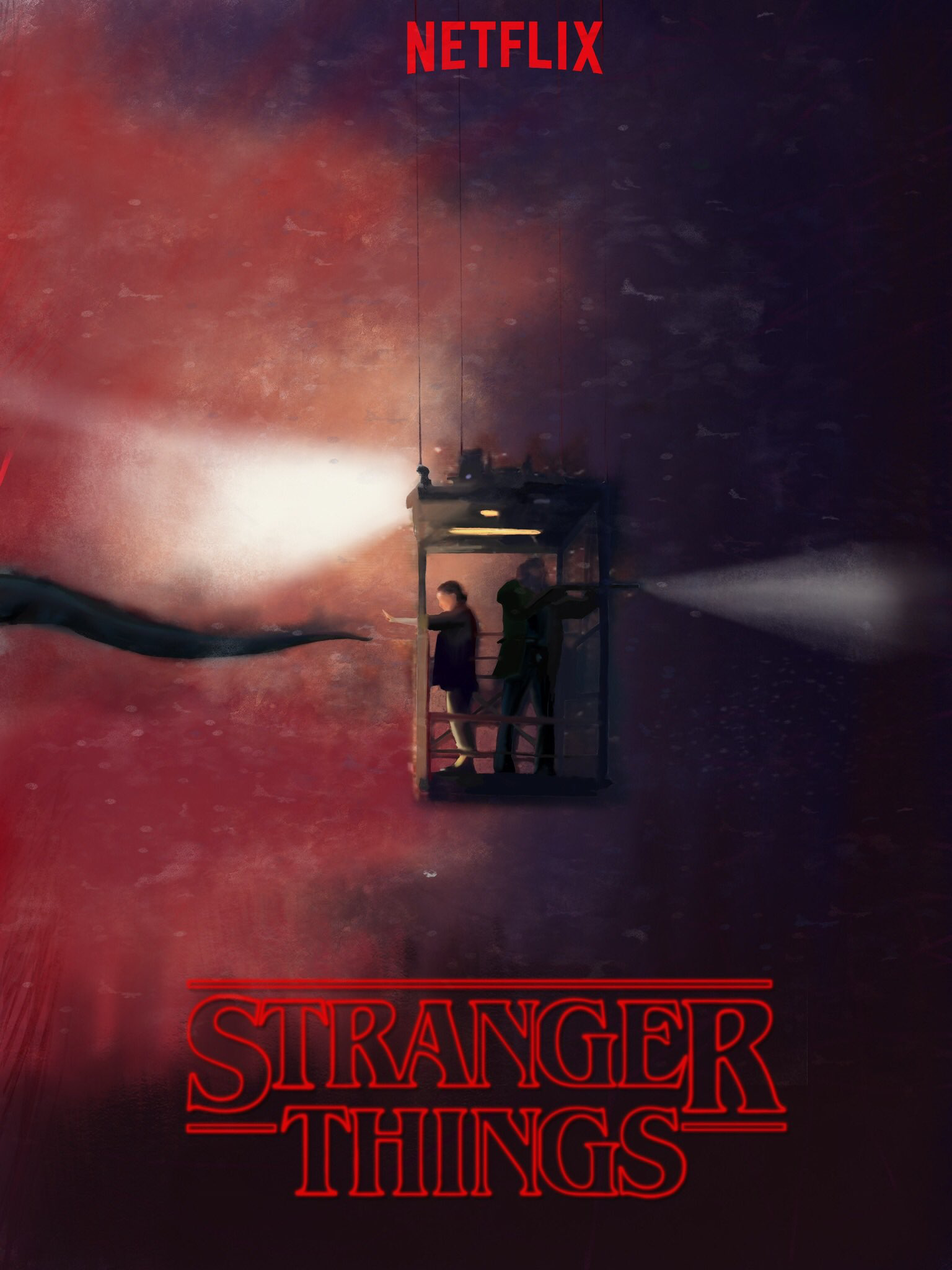 Wow strangerthings2 fans de stranger things pinterest for Fondo de pantalla stranger things