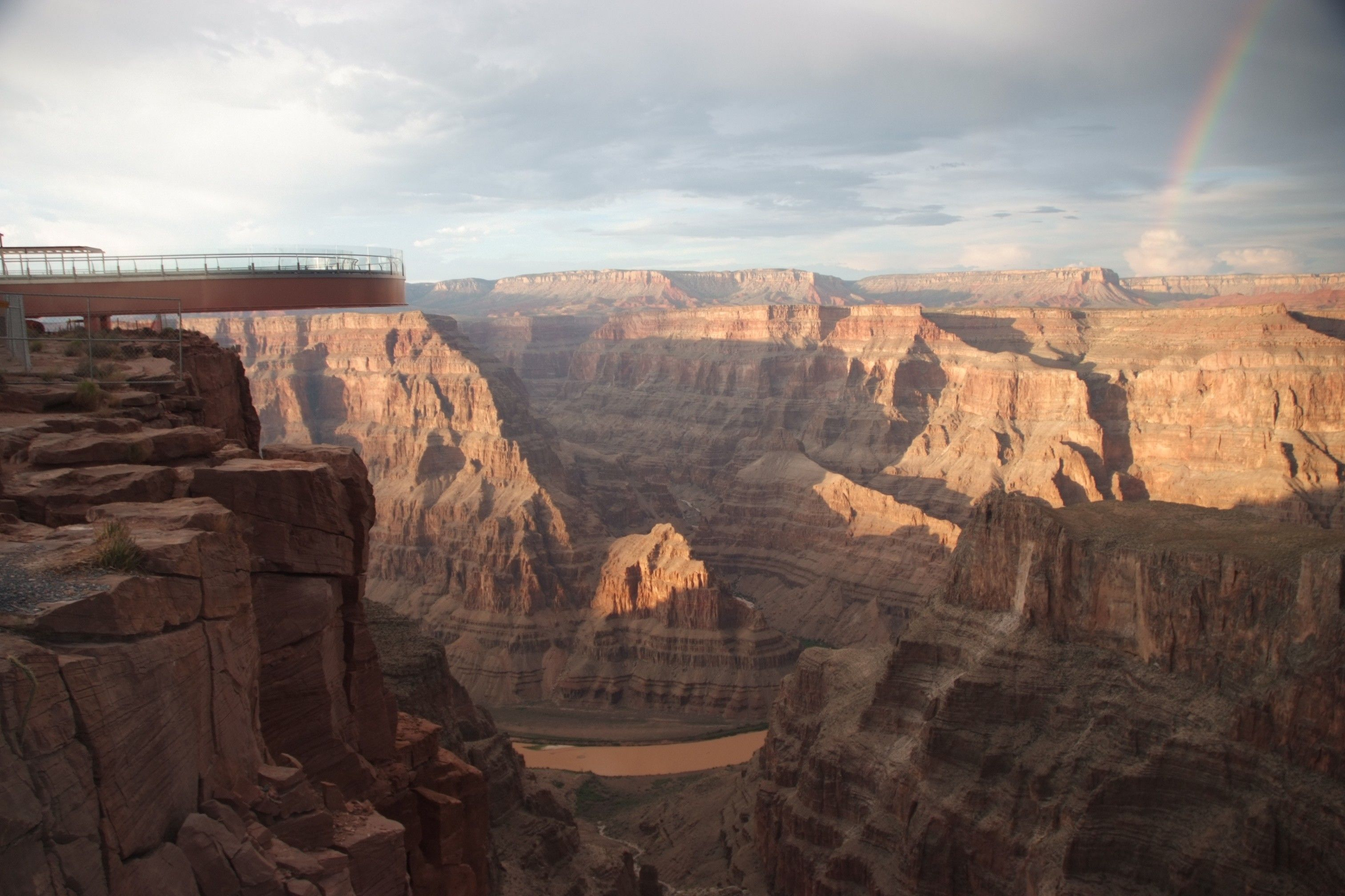 Gran Cañón - Skywalk