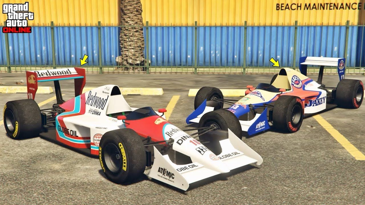 fcd35cc1f8b56be9454444c6b75f7fcc - How To Get A Formula 1 Car In Gta 5