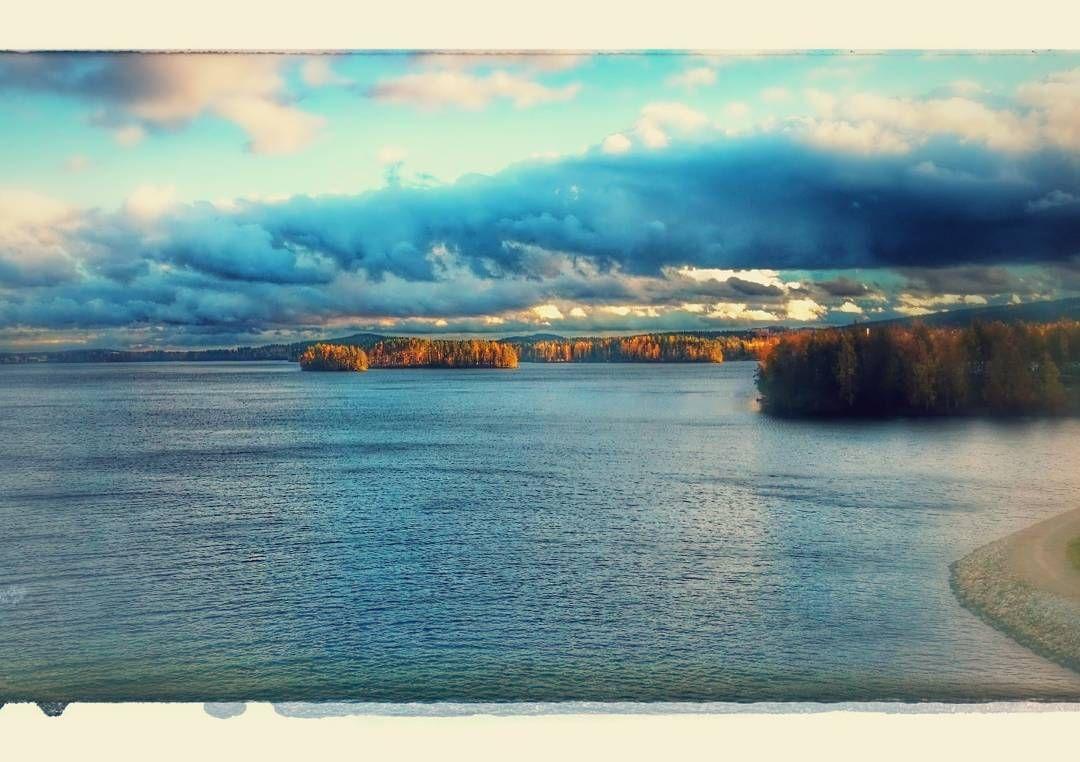 Kaunis Kallavesi - Kallansillat juoksijan taivas. #lovekuopio