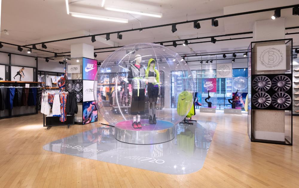 partícula Telégrafo fama  Nike Air Max Amsterdam - Confetti Reclame | Air max, Nike air max, Pop up  store