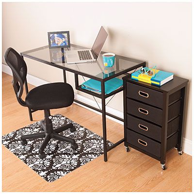 Black Office Furniture Set At Lots