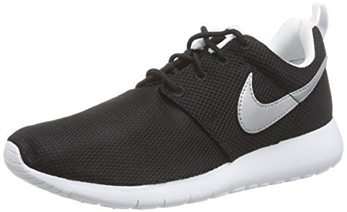 bf43215b01 Nike Big Kids Roshe One GS Running Shoes BlackSilverWhite 7 M US Big Kid  *** You can get more details by clicking on the image. (This is an  affiliate link) ...