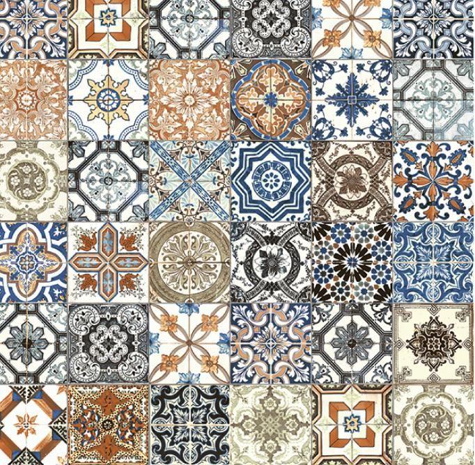 Marrakesharabiantilecolor Marrakesh Tile Ceramic Wall Tiles