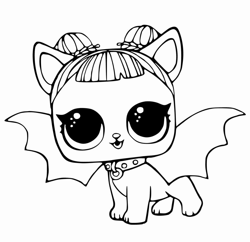 Lol Doll Coloring Page Inspirational Lol Dolls Coloring Pages Best Coloring Pages For Kids Puppy Coloring Pages Fall Coloring Pages Kitty Coloring