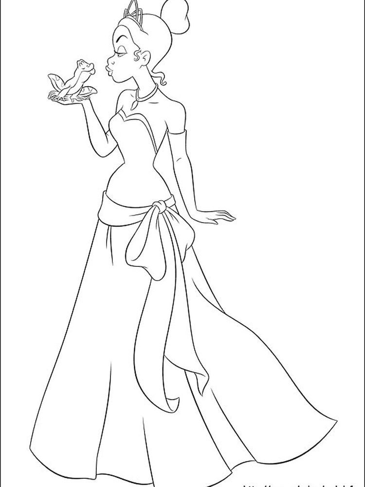 Princess Coloring Pages App Following This Is Our Collection Of Princess Coloring Page You Are Free To Download And Make It Your Child S Kuda Poni Seni Hewan