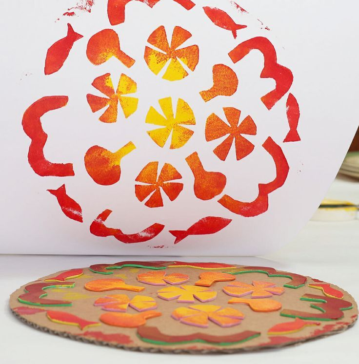Create Mandala Pizza Prints – An Easy Printmaking Idea for Kids Create Mandala Pizza Prints – An Easy Printmaking Idea for Kids The post Create Mandala Pizza Prints – An Easy Printmaking Idea for Kids appeared first on Best Pins.