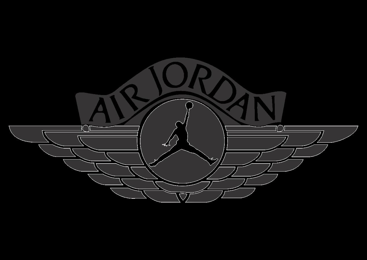 Air Jordan Logo Vector (With images) Jordan logo, Jordan