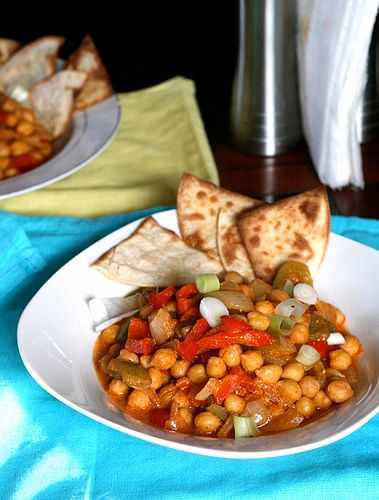 Butter chick peas