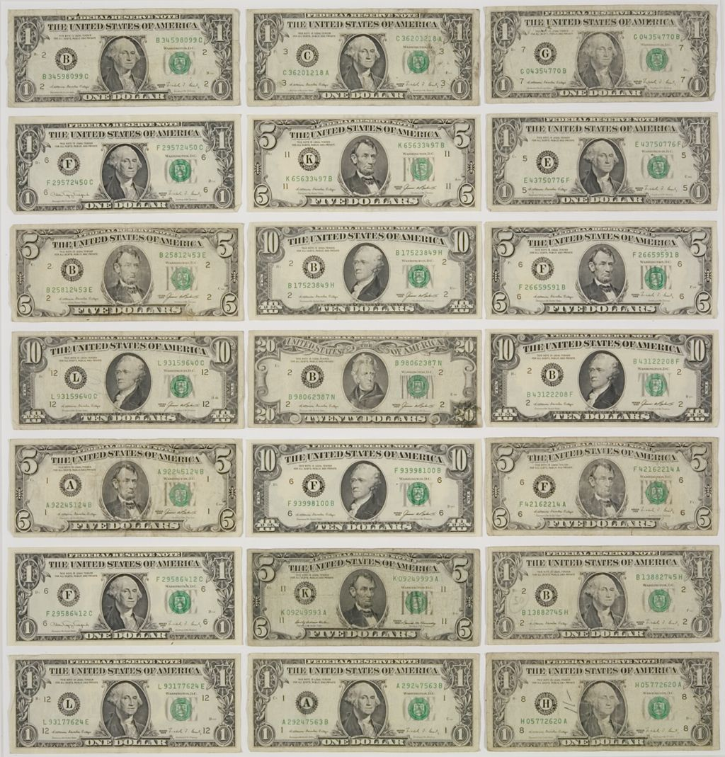 One Million Dollar Bill Politics As Symbolsymbol As Politics