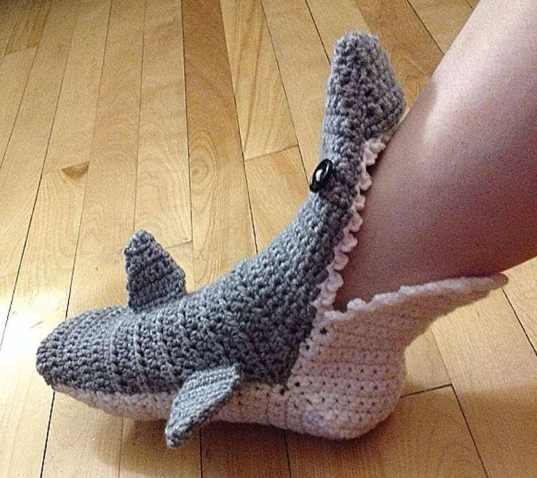 Shark Crochet Pattern Free Tutorials Best Ideas | Ganchillo