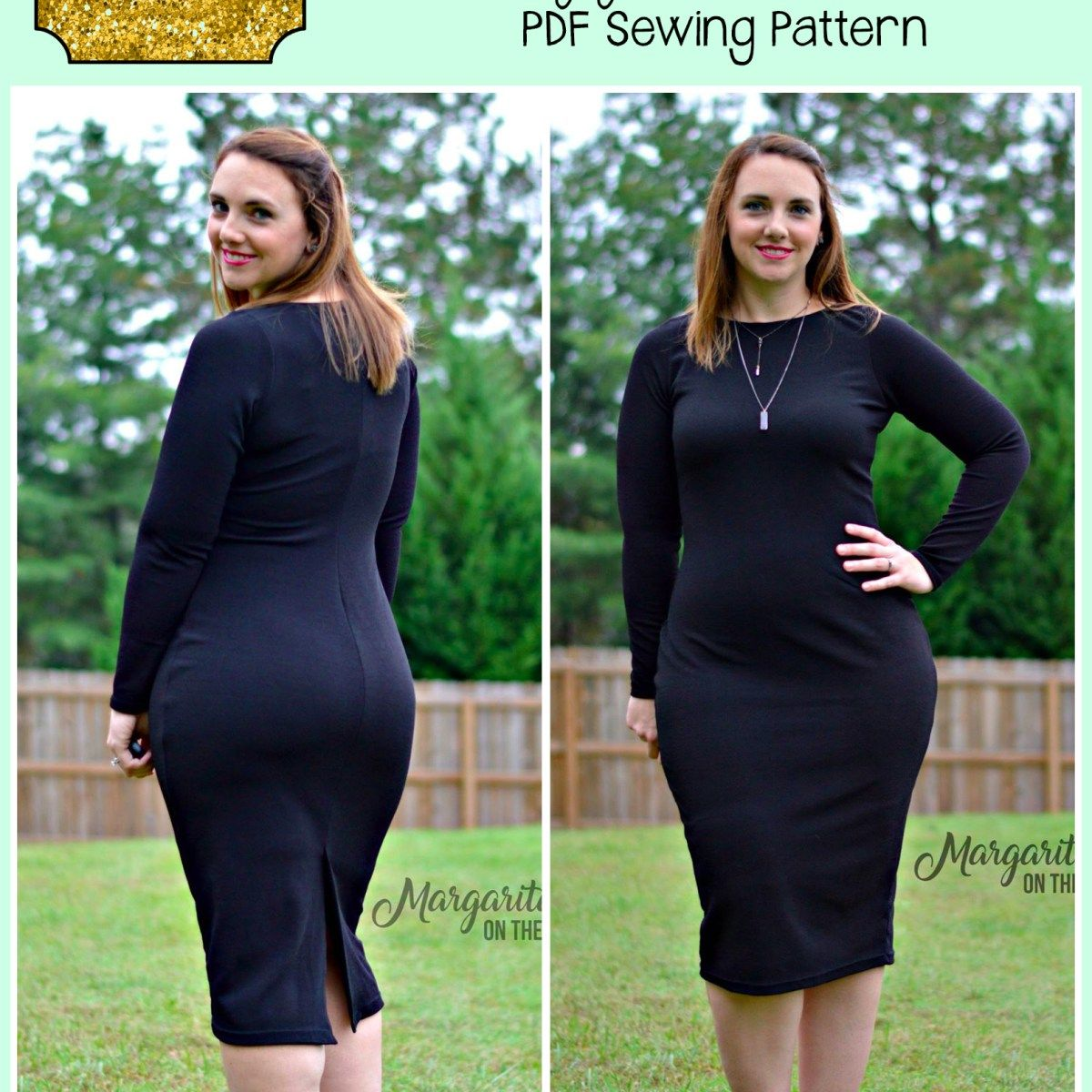 Wiggle Dress Tight Fitted Dresses Dress Making Patterns Wiggle