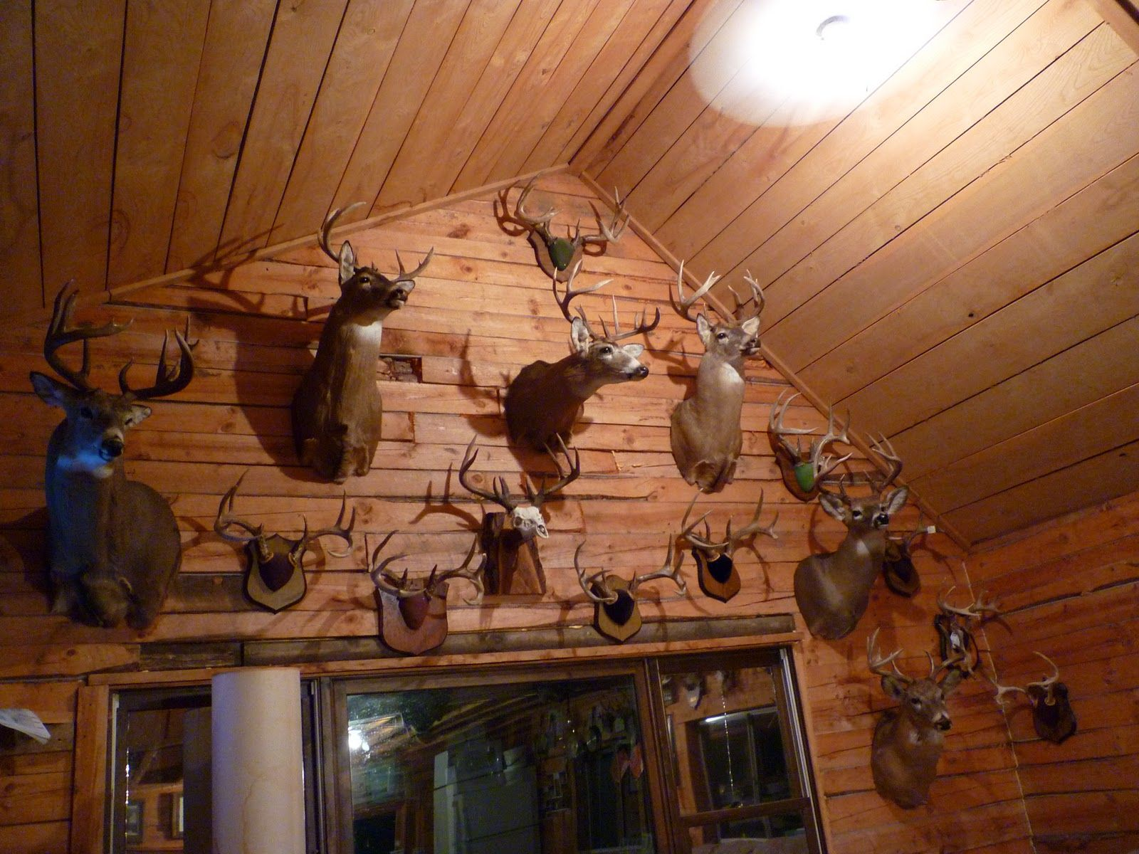 Hunting Cabin Interior Do It Yourself Hunting Cabins: Inside Hunting Cabin