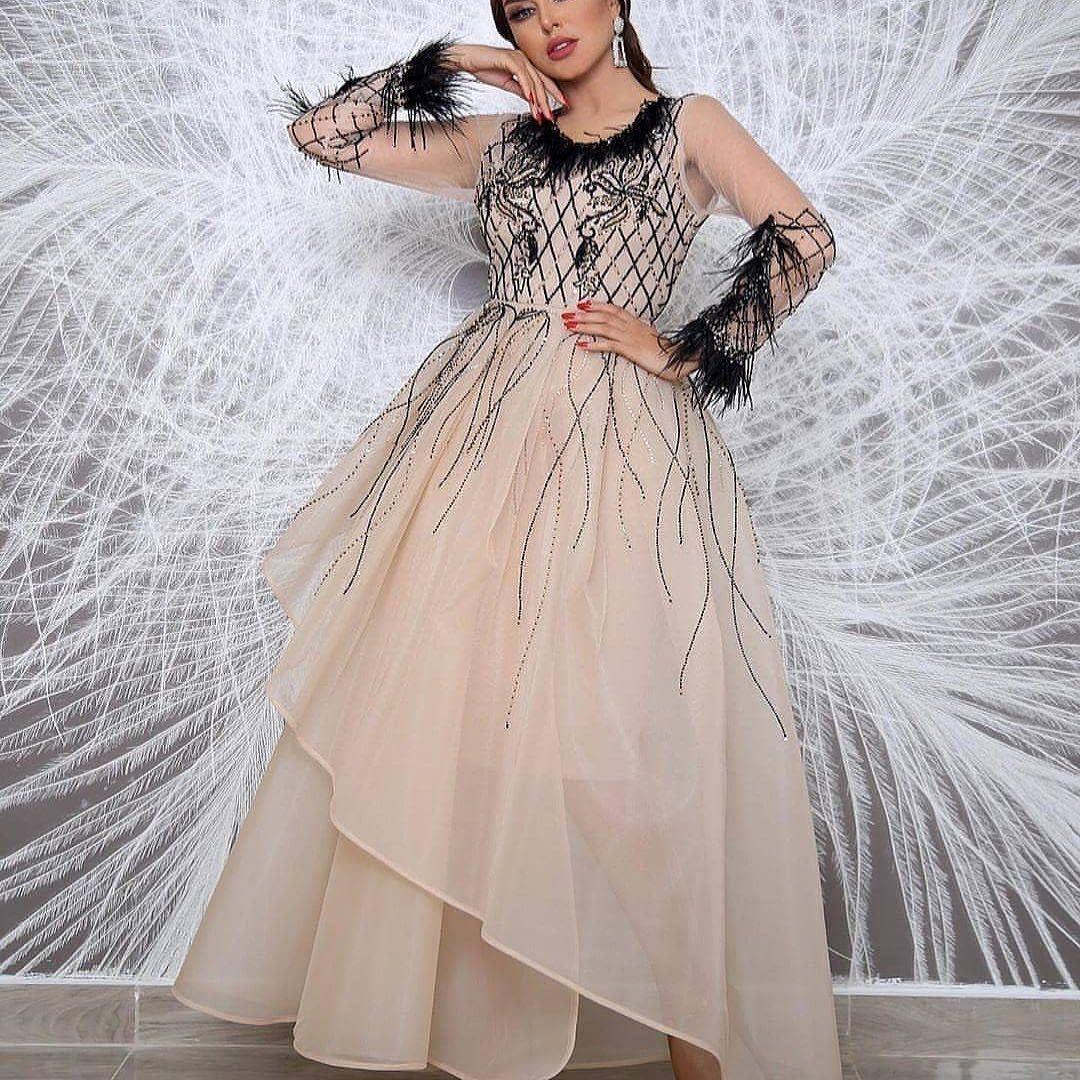 فستان فخم وجميل تألقي مع Reemfashion17 فساتين راقية فساتين اعراس فساتين زفاف فساتين فستان سهره Formal Dresses Long Formal Dresses Dresses