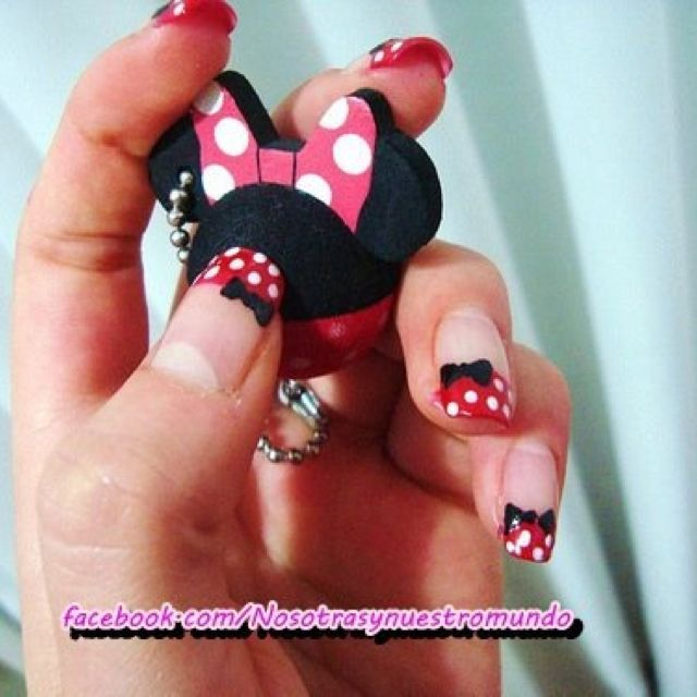 Uñas mimi !! | makeup and nails | Pinterest | Nail nail and Makeup