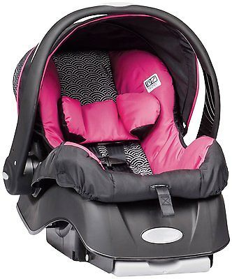 Evenflo Travel System Stroller Car Seat Carrier Newborn