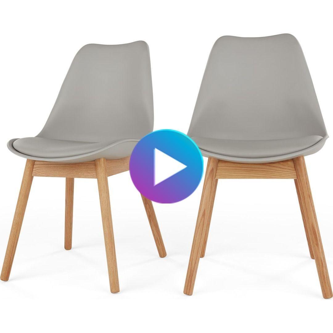 Chaise A Manger Made Bois Clair In 2020 Eames Chair Home Decor Chair