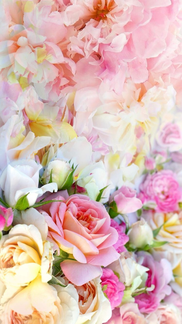 Wallpaper S Screen Cellphone Spring Iphone 5s Backgrounds Wallpapers Flower Diy Beautiful Flowers