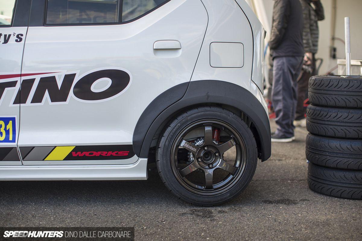 Size Doesn T Matter At Tsukuba Suzuki Alto Kei Car Jdm