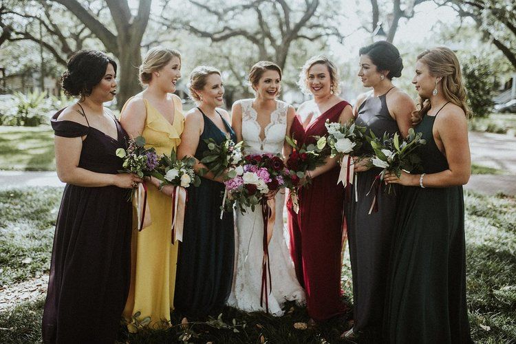 Guest Post: 2018's Top Ten Bridesmaid Dress Trends