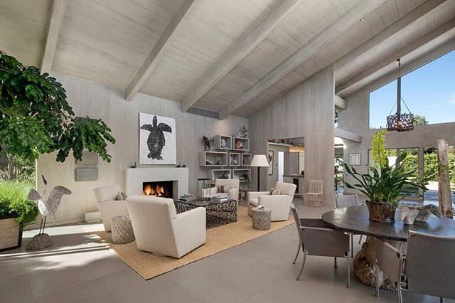 Redwood Contemporary by Giffin  Crane Home Inspiration