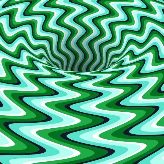 Illusion d'optique - Vectordivider/Getty Images | Illusion optique, Illusion, Optique