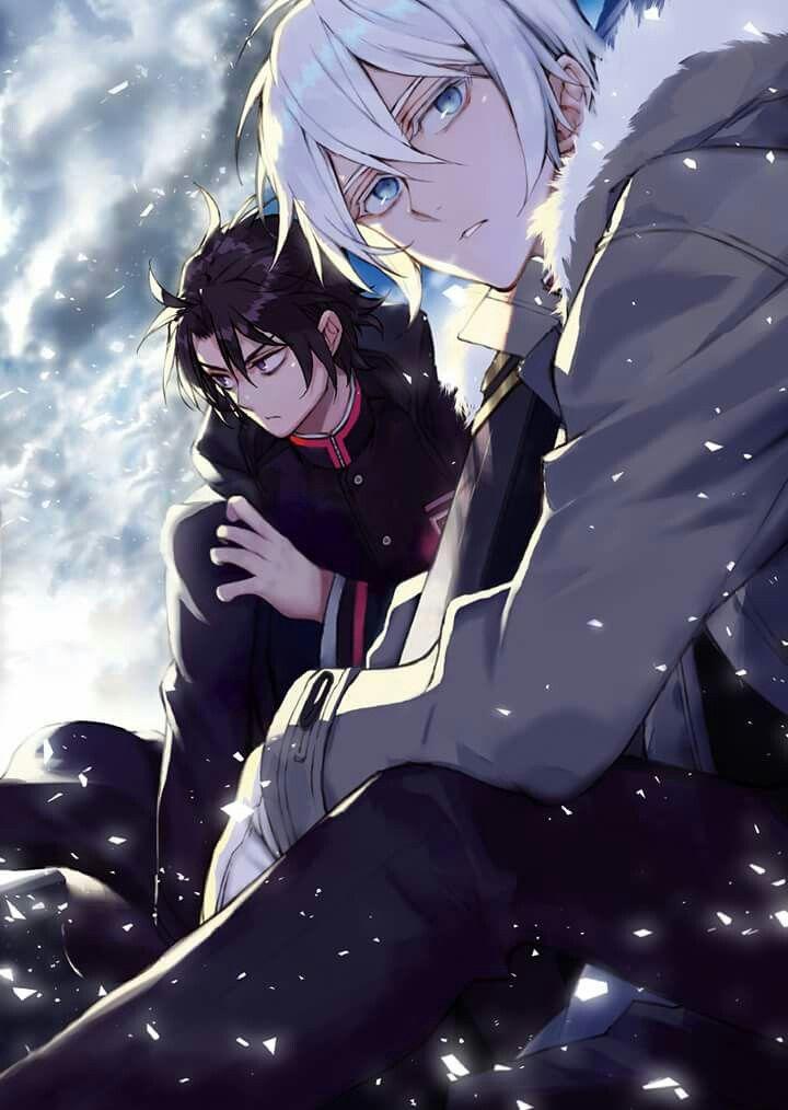 Owari no seraph - Shinya & Guren | Sonya And gen | Manga ...